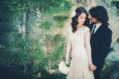 Alli Nick / The Whole Story / Bohemian Geek Chic Wedding in Idyllwild, CA