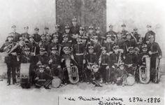 Societat Musical La Primitiva de Xàtiva. 1874.