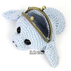 Manatee Crochet Patt
