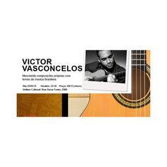 Victor Vasconcelos na Unibes Photo #1