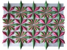 Talk about WOW! Stunning sunbursts of carefully folded, cut and placed pieces of paper have taken center stage. Origami mosaics by Japanese paper engineer Kota Hiratsuka provoke energy and happiness. Sometimes the best things in life are what you weren't expecting. He kind of fell into this art form even though the beautiful pieces didn't …
