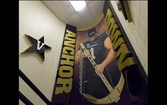 Vanderbilt University Football Stairway | @Advent | Nashville, TN