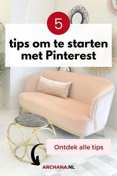 Pinterest marketing voor interieurontwerpers is de ideale manier om mensen te bereiken die op zoek zijn naar nieuwe ideeën voor hun interieur. Maar waarom zou een ondernemer in de wonen branche überhaupt tijd moeten besteden aan Pinterest? Ontdek het in dit blog - pinterest voor interieur professionals | pinterest tips voor bloggers | pinterest marketing voor bedrijven | pinterest nederlandstalig | pinterest in nederlandse taal | pinterest strategie - ARCHANA.NL - Archana Haarnack Instagram Blog, Social Media Tips, Blog Tips, Pinterest Marketing, Blogging, Things To Sell