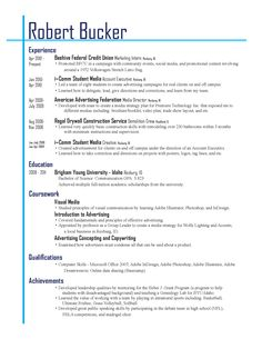 Best Resume Layouts 2013 | LaTeX Templates » Curricula Vitae ...