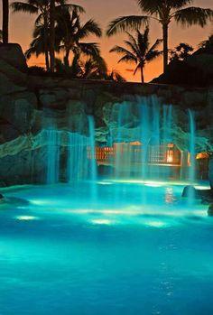 Maui Hotel, Hawaii