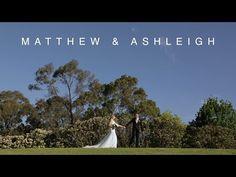 Matthew & Ashleigh // Wedding Highlight Video // Campbelltown Golf Club - YouTube
