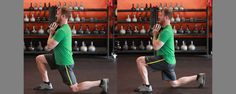 22 kettlebell workouts that will whip you into shape. Kettlebells can be deceptive -- they may not look like much, but they'll leave you flat on your back.