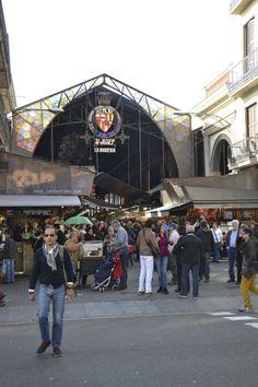 La Boquería marquet, Barcelona