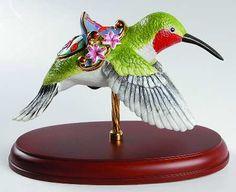 Carousel Hummingbird by Lenox