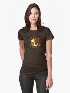 Barking No Judging Womens T-Shirt Front