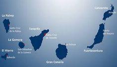 Spanje vakantie: Canarische eilanden vakantie op de eilanden van de...