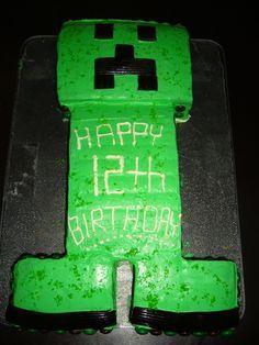 minecraft cake | Minecraft cake? - Essential Baby