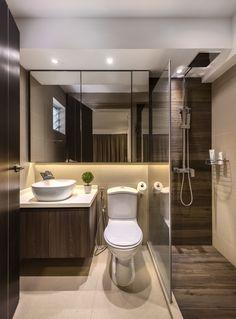Master Bedroom and Bathroom Idea. Master Bedroom and Bathroom Idea. Master Bedroom Bathroom Ideas S Bedroom Design 2017 Open Bathroom, Master Bedroom Bathroom, Small Master Bedroom, Bathroom Layout, Modern Bathroom Design, Bathroom Interior Design, Home Interior, Bathroom Ideas, Modern Toilet Design