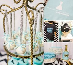 A Darling Breakfast at Lola's {First Birthday Party}