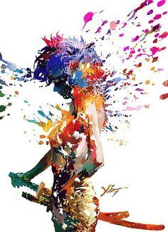 Spiritual Warrior. Creative soul. Freedom Seeker.