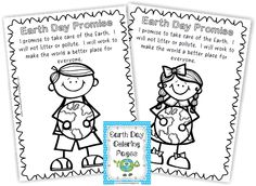 It's all about Earth Day in the spring months. Here are 7 fast activities for Earth Day and printables to help you introduce, cover and practice Earth Day and conservation topics. Earth Day Activities, Pre K Activities, Library Activities, Reading Resources, School Resources, Earth Day Poems, Earth Day Quotes, All About Earth, Love The Earth