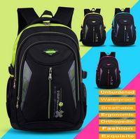Top Brand Waterproof School Bags Orthopedic Students Backpack Kids Teenagers Children Boys Girls Mochila Laptop Bag Knapsack