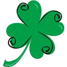 Silhouette Design Store - Daily Deals, Weekly Steals, & Last-Chance Designs Saint Patricks Day Art, Happy St Patricks Day, Four Leaf Clover Drawing, Shamrock Pictures, Shamrock Clipart, San Patrick Day, St Patrick's Day Cookies, License Plate Art, St Patrick's Day Decorations