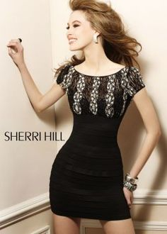 a965d833f28 Check out the deal on Sexy and Sophisticated Sherri Hill Dresses 2935 at French  Novelty