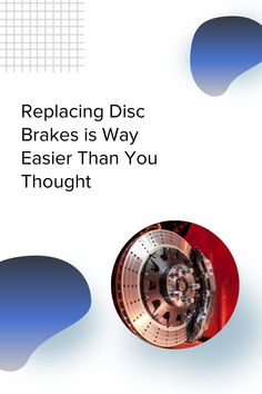 Using a high-quality service manual when replacing your brakes will help show the step-by-step procedure and describe differences in your vehicles disc brakes. Advertise Your Business, Business Products, I Cool, Invite Your Friends, Car In The World, Repair Manuals, Motor Car, Cool Cars, Thinking Of You