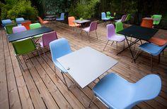 Le concept store, jardin Montgrand à Marseille