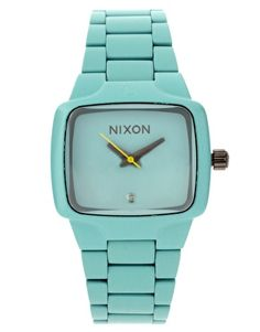 Nice Blue Nixon #Watch