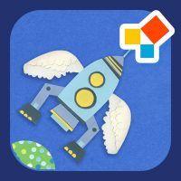 Astropolo, tijdelijk afgeprijsde app. leuk voor thema ruimte!