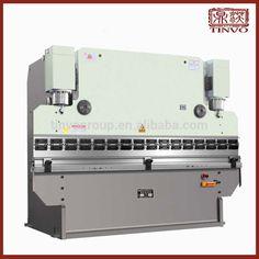 WF67K Horizontal Auto Steel Plate Bending Machine