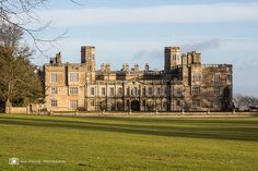 Castle Ashby House by Paul Holtom ~ Photography, via Flickr