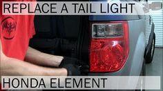 honda element repair - YouTube