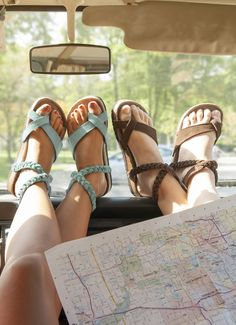 260b9fb738f Womens Estelle Flat Sandals