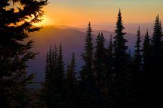 CrossCountry Trip, Day 6  Cascade Mountains, WA