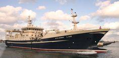 Fishing trawler professional fishing vessel GITTE HENNING Karstensens Shipyard Ltd.