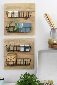 Organize Your Entire House with a Trip to the Dollar Store. Dollar stores can mean stylish decor, but their real worth is in the potential to organize your entire house and store stuff, without spending a ton of money. See how a trip to this budget mecca, and an even quicker hack, can help whip your home into fighting shape.