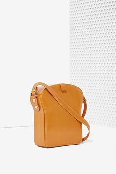 Welcome Companions Mini Toast Leather Bag   Shop Accessories at Nasty Gal