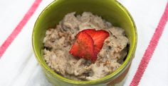Paleo N-Oatmeal, A Quick, Hearty Breakfast