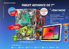 Tablet Advance a sólo 199 soles Febrero 2015