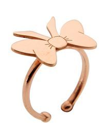 First People First Fun Ring Bow - Women Ring on YOOX. The best online selection of Rings First People First. YOOX exclusive items of Italian and international designers - Secure payments