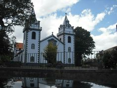 kerkje in Camacha