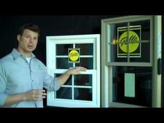 Vinyl vs. Wood Windows : How to Choose the Right Replacement Window - YouTube