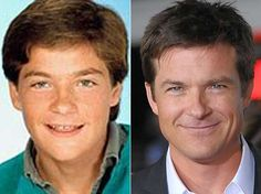 Jason Bateman--childhood crush...not too bad as of late :)