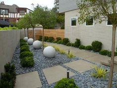 6 Creative Landscaping Ideas Without Grass #YARD #Idea #Landscaping