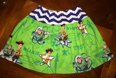 A personal favorite from my Etsy shop https://www.etsy.com/listing/252922229/toy-story-skirt