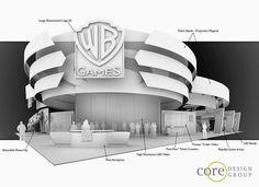 Core Design Group Blog - the freelance exhibit design blog