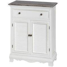Louisiana Large Single Drawer Cabinet