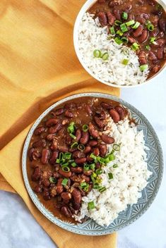 Easy Red Beans And Rice Recipe Fatfreevegankitchen