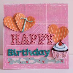 Happy Birthday *Core'dinations Challenge*