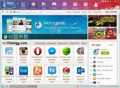 Free Download Software MoboMarket 5.0.9.275 - filebigg.com