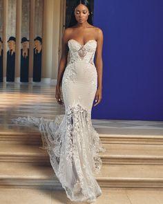 Unique & Hot: 27 Sexy Wedding Dresses Ideas ❤ sexy wedding dresses ideas mermaid sweetheart strapless neckline galia lahav #weddingforward #wedding #bride #weddingoutfit #bridaloutfit #weddinggown