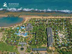 Nannai Beach Resort. Pernambuco (Brasil).